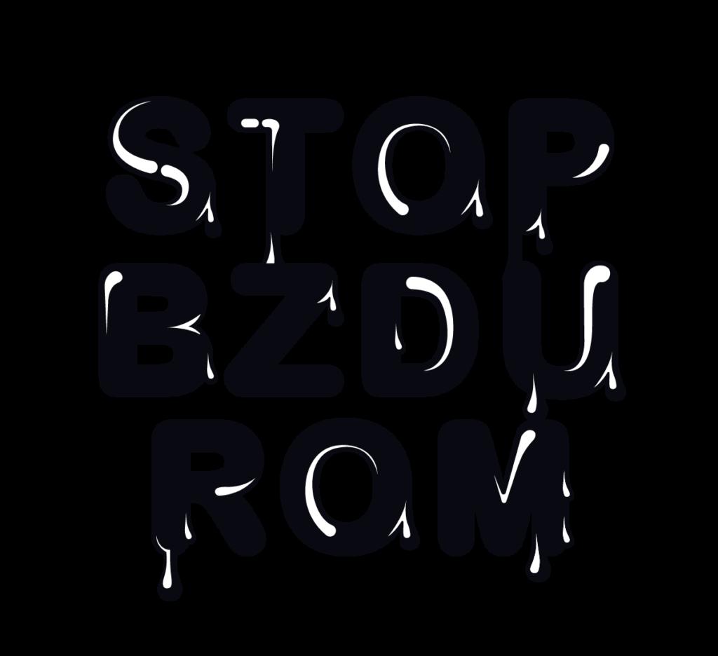 STOPBZDUROM logo